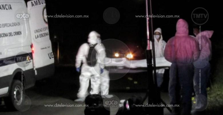 Hallan cadáver baleado en la carretera a Las Cahuingas