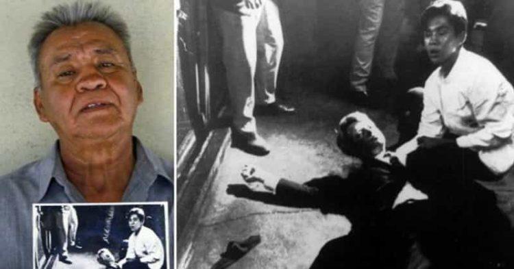 Muere inmigrante mexicano que ayudó Robert F. Kennedy tras atentado