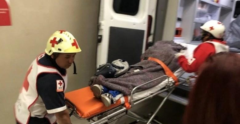 Mientras esperaba la combi, dos hombres golpean brutalmente a niña de 12 años
