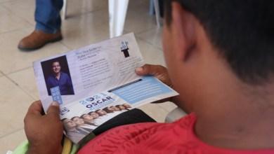 Con la integración de los jóvenes renovaremos el partido: Óscar Escobar