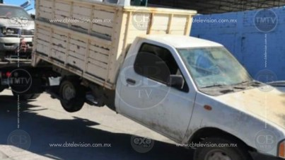 Encuentran más de 8 millones de pesos en droga en camioneta abandonada