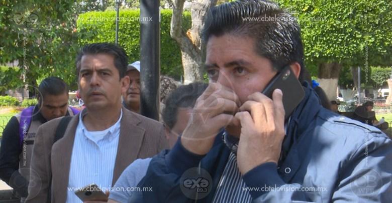 "Busca Deschamps ""protección"" en justicia federal, considera Roberto Pantoja"