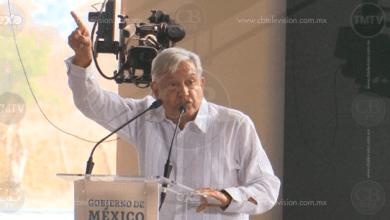 """Indirecta de AMLO a Silvano: """"ya no hay avión, ni helicópteros"""""""