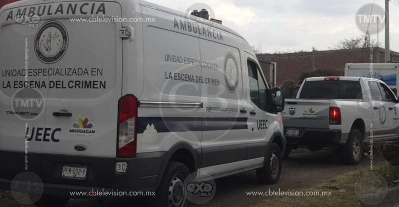 Asesinan a dueño de deshuesadero en Cuitzeo