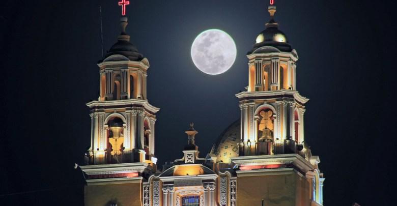 """Si no viste la súper """"Luna de Gusano"""", aquí te dejamos las mejores imágenes"""