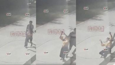 Photo of Sale a la luz otro video de la chica que apuñaló a joven en motel de Iguala