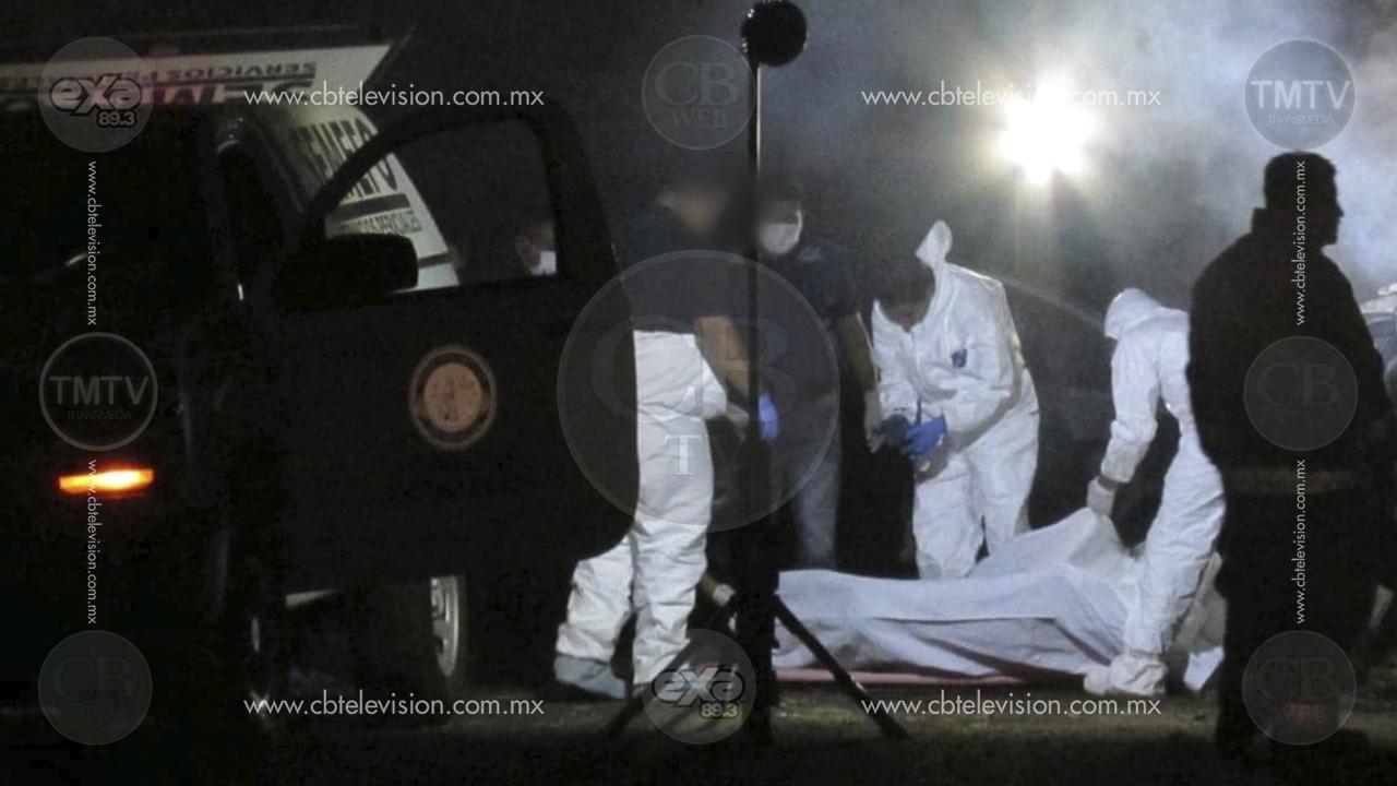 Seis muertos y al menos 2 lesionados en volcadura sobre la carretera Yurécuaro-La Piedad