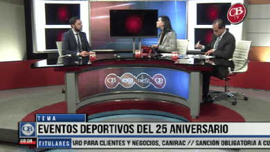 """Photo of CB Noticias el Amanecer 01 de Abril. """"La Entrevista"""" Eventos Deportivos del 25 Aniversario 5-7"""