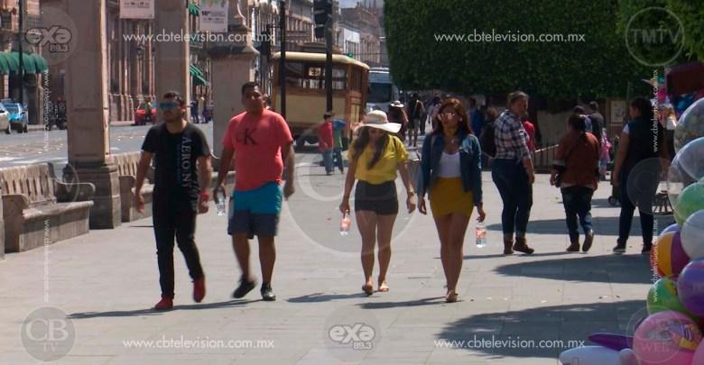 Arriban cientos de turistas a Michoacán para celebrar Semana Santa