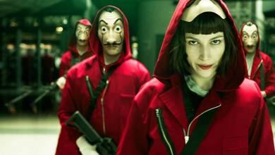 """VIDEO: Netflix estrena un nuevo teaser tráiler de """"La casa de papel 3"""""""