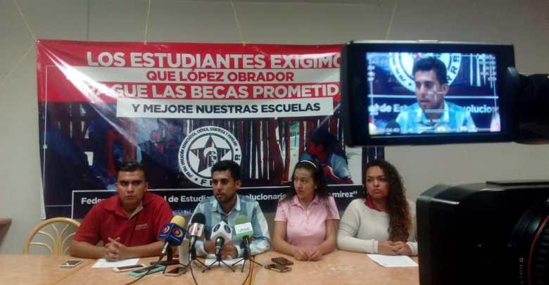 Anuncia FNERRR manifestación a nivel nacional el próximo jueves