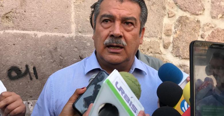 La estrategia de seguridad está avanzando en Morelia: Raúl Morón
