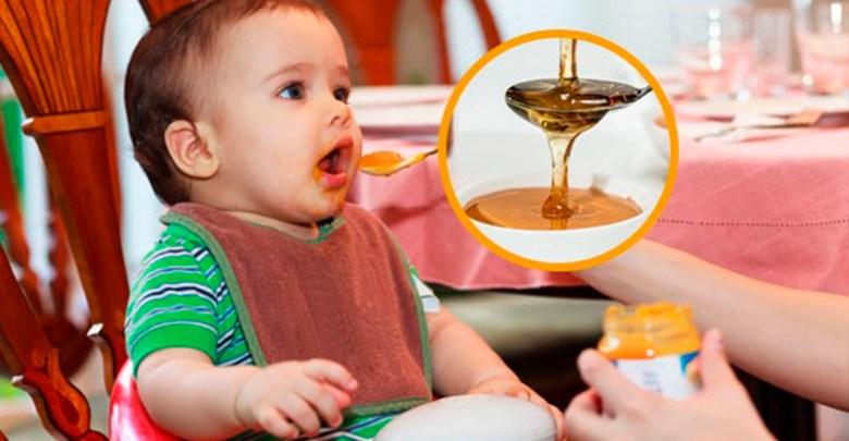 La miel puede causar la muerte de los bebés, un pequeño muere a consecuencia de esto