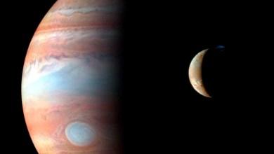 Júpiter estará tan cerca de la tierra, que se pondrán observar sus lunas este fin de semana
