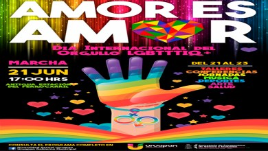 """Variadas actividades para conmemorar """"Día Internacional del Orgullo LGBTTTIQ+"""" en Uruapan"""