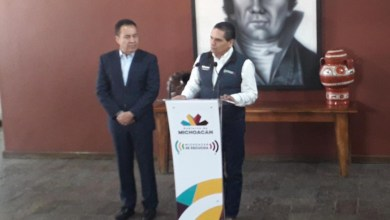 Grupos delictivos en disputa por la distribución de droga en Michoacán: Silvano Aureoles.