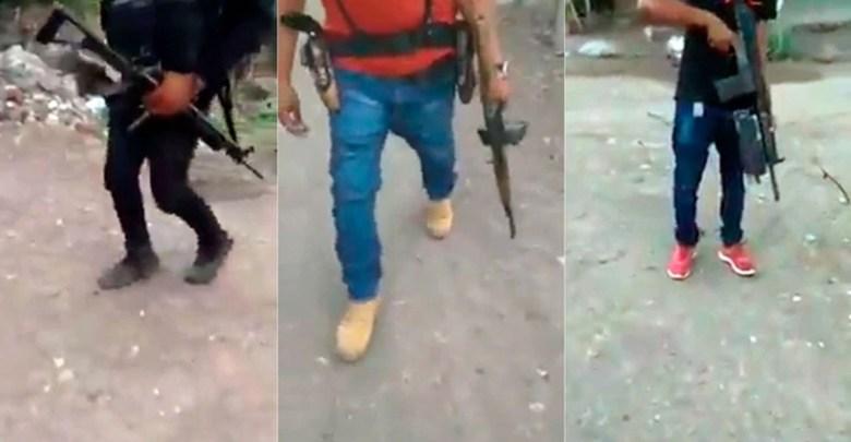 Video: Los Viagras exhiben a presuntos miembros del Cártel de Jalisco Nueva Generación