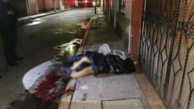 Los Zetas decapitan y embolsan a una mujer para mandar mensaje al CJNG