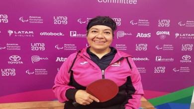 Primer oro para México en los juegos Parapanamericanos