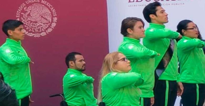 Desde el primer día de los juegos, los atletas mexicanos comenzaron