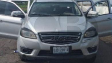 Asegura SSP un auto con reporte de robo en Ixtlán