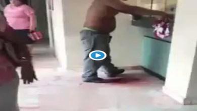 Video: Denuncian que por falta de personal en el IMSS niegan atención a hombre que se desangraba