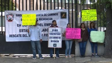 Junta de Caminos se manifiesta en la SFA; cumplen casi 8 meses sin respuesta