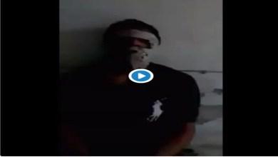 Video: Sicarios del CJNG interrogan a miembro de cártel rival