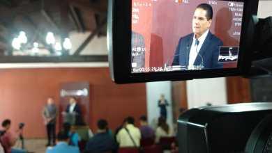 Son 7 mil 300 fuerzas federales de seguridad en Michoacán: Silvano Aureoles