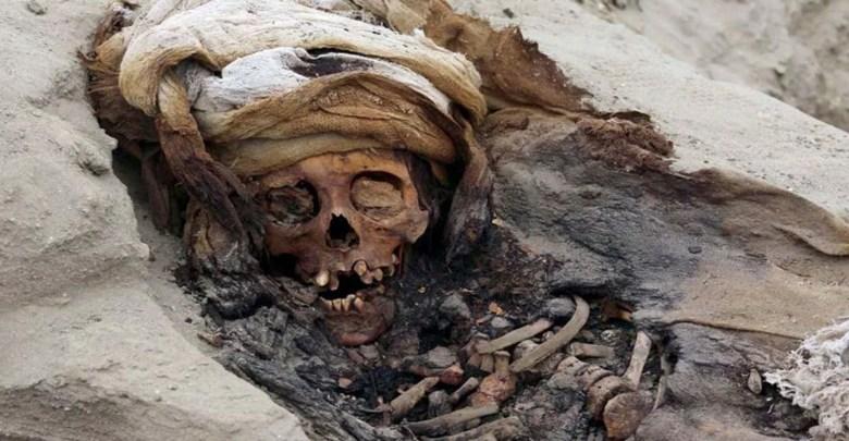 Encuentran restos óseos de 250 niños sacrificados en ceremonias precolombinas