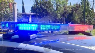 Photo of Otra de los policías de Morelia
