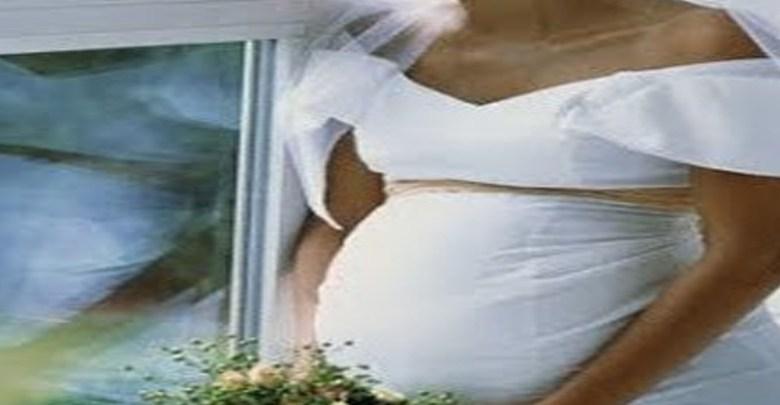 Mujer embarazada fallece el día de su boda