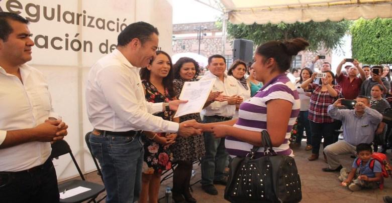 Más de 27 mil beneficiados en campañas del Registro Civil: Carlos Herrera