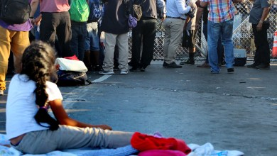 Photo of Niña migrante demanda a EE.UU. por tenerla retenida más de lo permitido