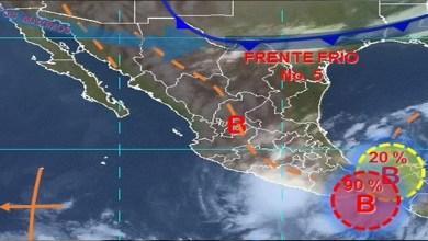 Photo of Segob pide seguir recomendaciones de prevención ante potencial ciclónico en el Pacífico