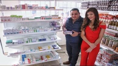 Photo of Inaugura Víctor Manríquez la Tienda y Farmacia Municipal
