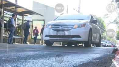 """Photo of Automovilistas señalan como """"alto y peligroso"""" el tope colocado en Av. Camelinas"""