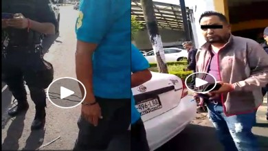Photo of Video: Taxistas denuncian presunta presión de Cocotra para cazar Uber