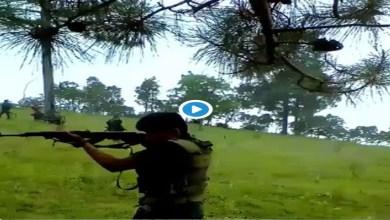 Photo of Video: Captan entrenamiento de niños sicarios de la Nueva Familia Michoacana