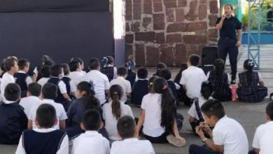 Photo of Implementa SSP campañas para la prevención del delito en centros escolares de Zamora
