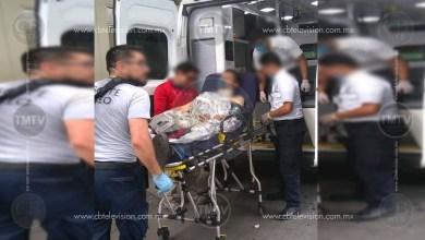 Photo of Morelia: Hombre se corta el cuello en el fraccionamiento La Hacienda