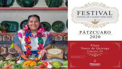 """Photo of Invita Víctor Báez al """"3er Festival Estatal de Caldos y Pescados, Pátzcuaro 2020"""""""
