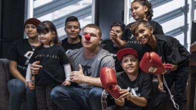Photo of ¡Héroe sin capa! 'Canelo' Álvarez regala tratamientos para niños con cáncer