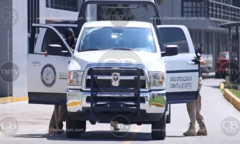 Secuestran a estudiante en Morelia; UECS lo rescata y logra detener a seis