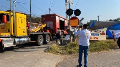 Photo of Coadyuva SSP con FGR en liberación de vías férreas, en Uruapan