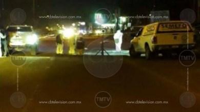 Photo of Auto mata a un hombre que iba a caballo en la Ciudad Industrial de Morelia