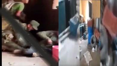 Photo of Video: Captan enfrentamiento entre CJNG y FM en Michoacán