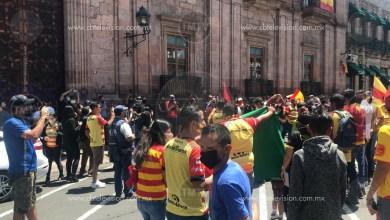 Photo of Tránsito y Movilidad despliega operativo vial ante protesta de aficionados a Monarcas