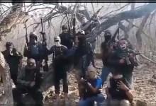 Photo of Video: Nuevo grupo criminal anuncia su arribo a Michoacán