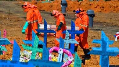 Photo of Brasil supera el medio millón de casos y roza los 30 mil muertos por covid-19